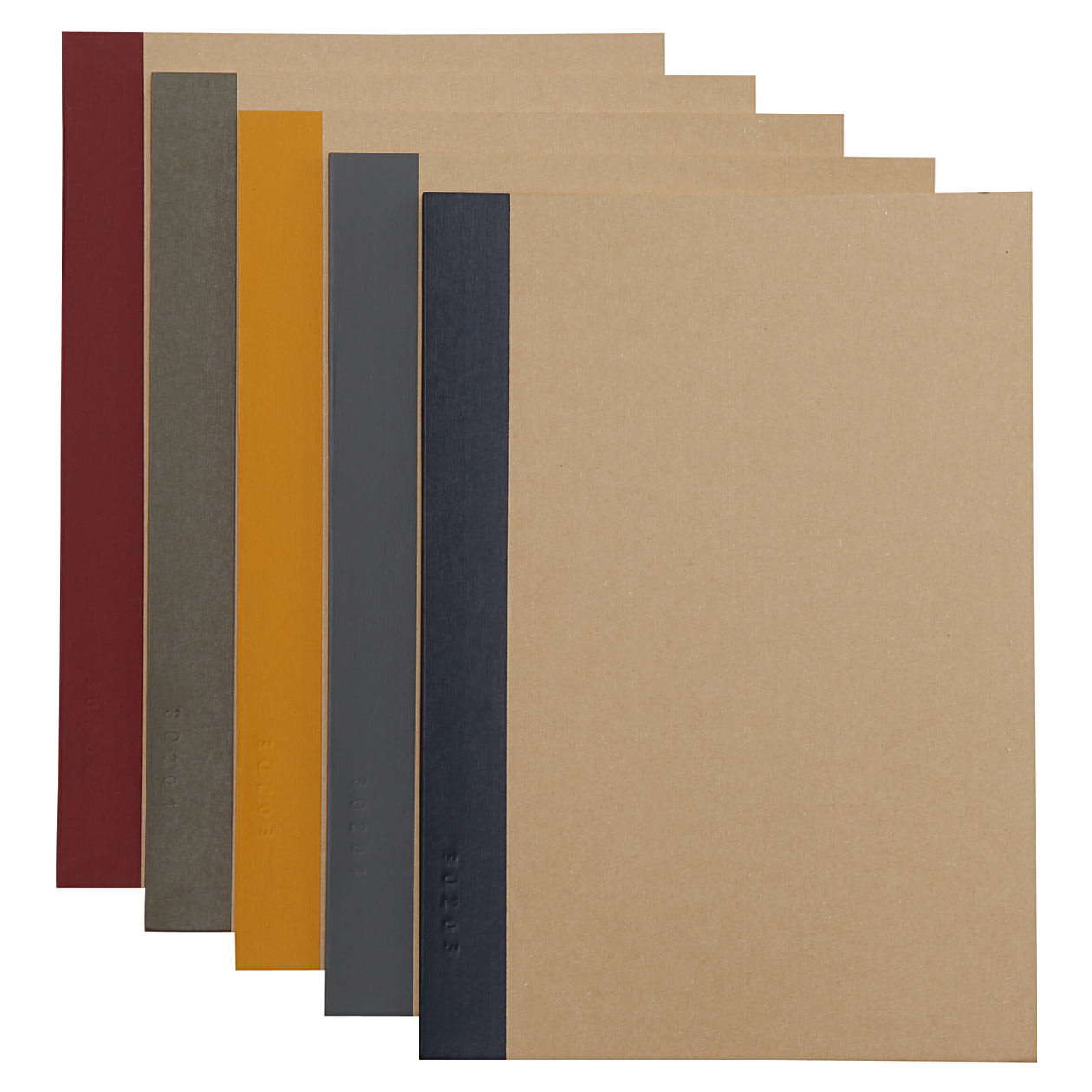 A5 Notebooks - 5 Pack