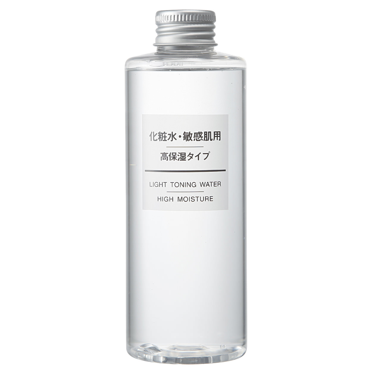 Light Toning Water High Moisture - 200ml