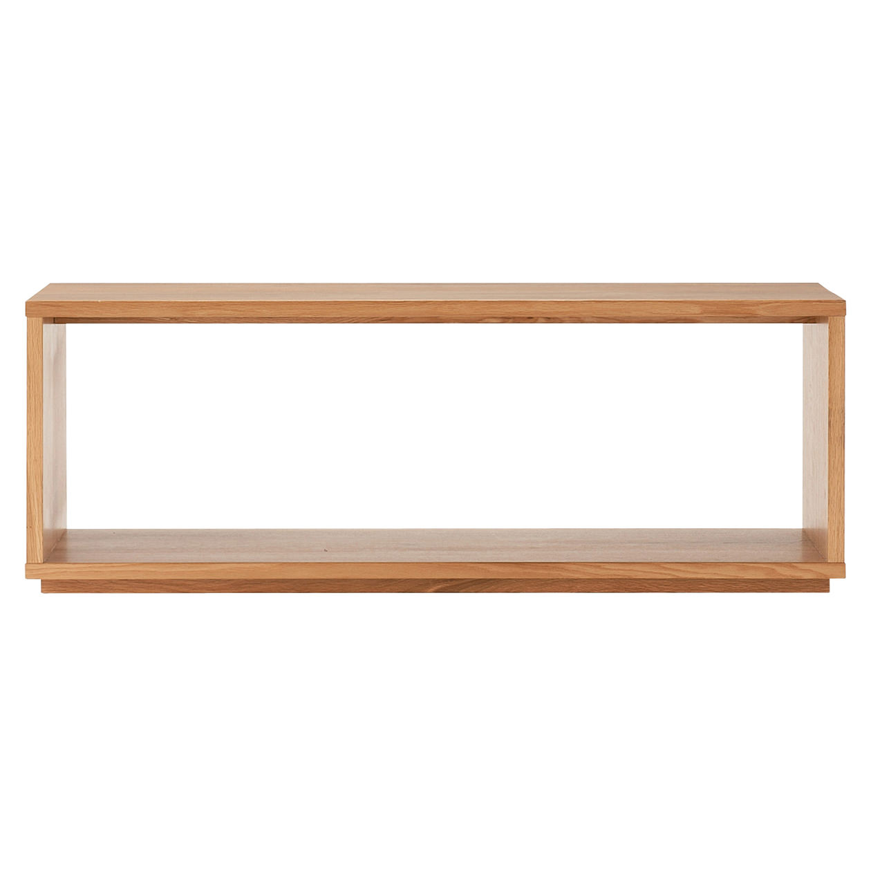 Oak Bench / Shelf