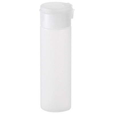 Frosted Flip Top Bottle - 50ml