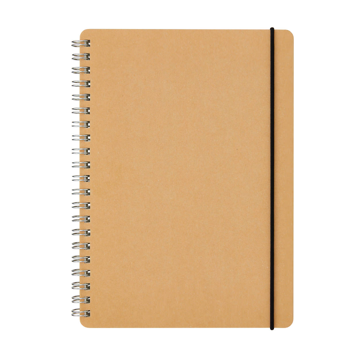 A6 Double Ring Notebook Dotted Paper