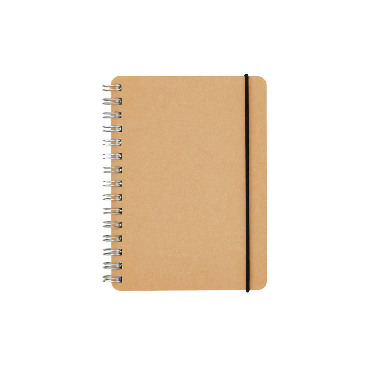 A5 Double Ring Notebook Dotted Paper